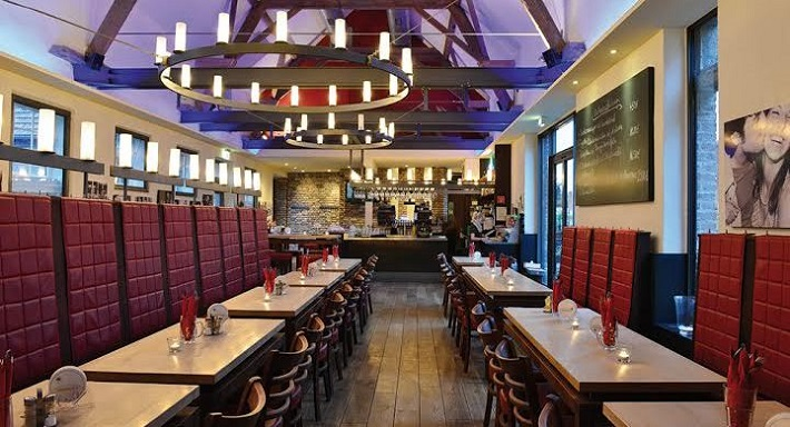 restaurants cafes in kaiserstra e urbach. Black Bedroom Furniture Sets. Home Design Ideas