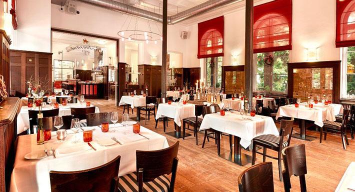 Restaurants Cafes In Thüringer Platz Brühl