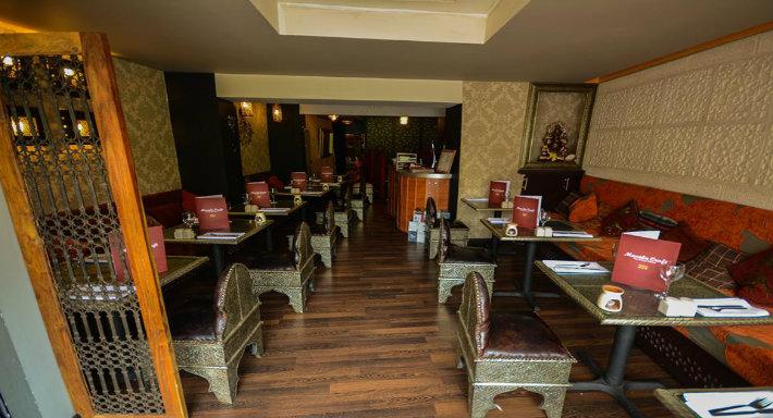 Masala Craft Fine Indian Kitchen Bar Menu