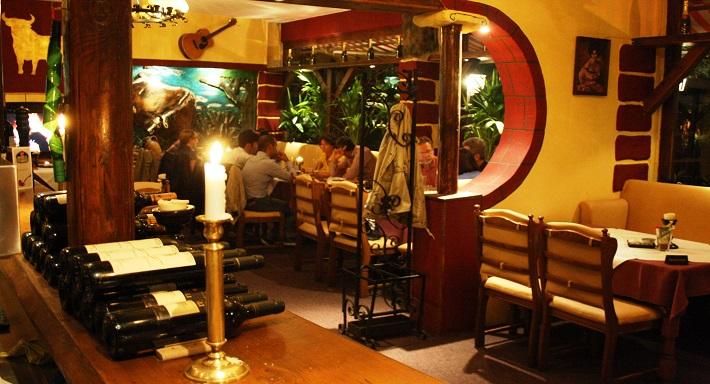 Restaurant asador in berlin kreuzberg