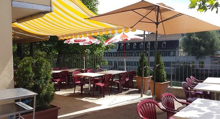 Zürich Terrasse Restaurant : Restaurant Mediterraneo Z u00fcrich Kreis 10